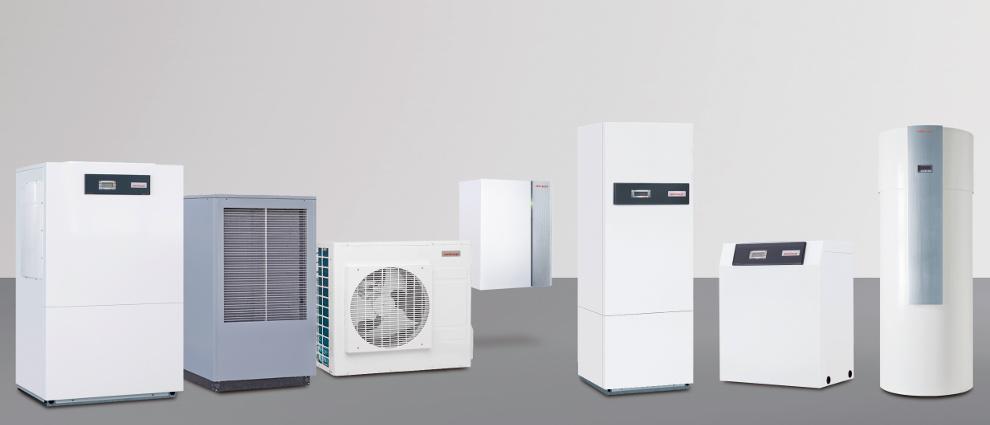 Weishaupt Wärmepumpen bei Hülsebusch Gebäudetechnik in Spohle
