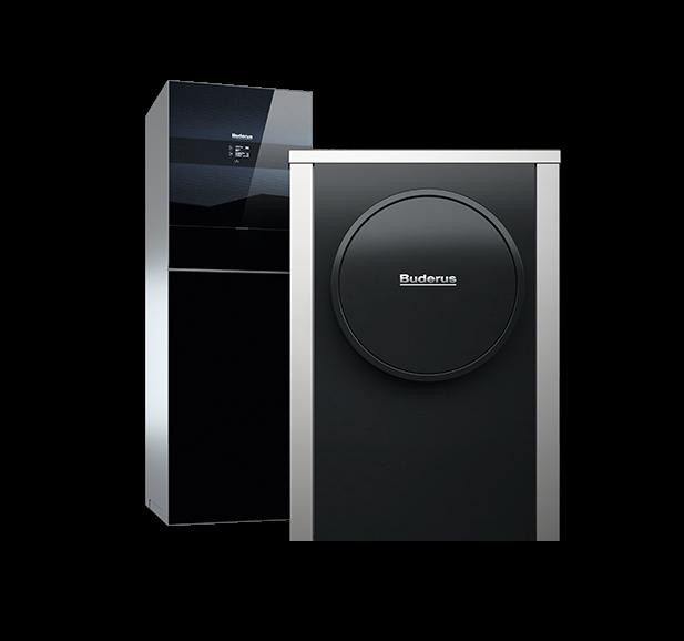 Buderus Wärmepumpen - Luft-Wasser-Wärmepumpe